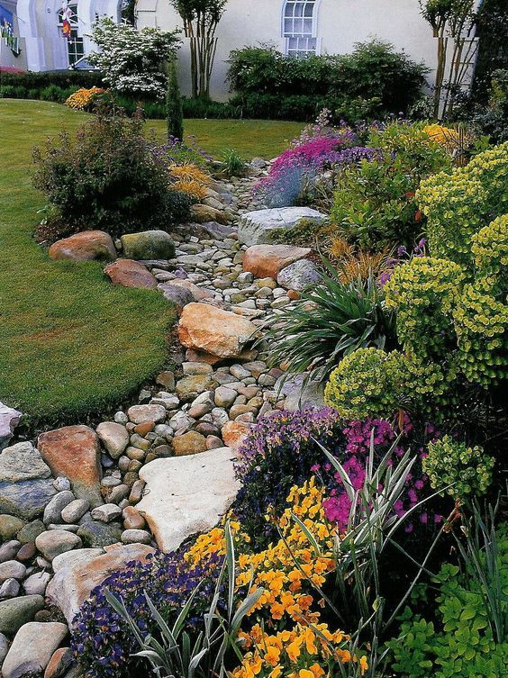 nice how to: landscaping with rocks the design of a rock garden BVALFOW