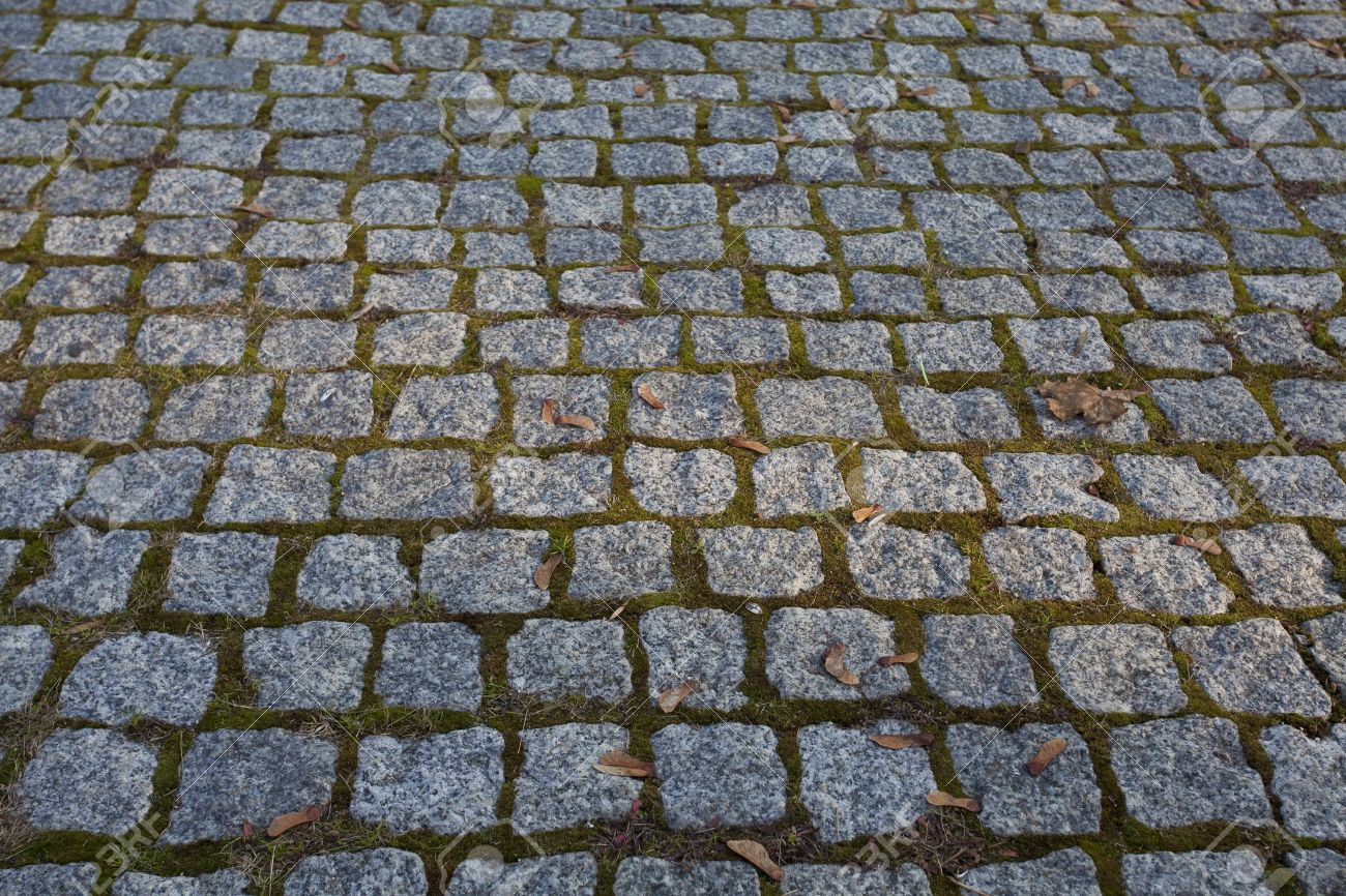 old paving stone texture stock photo - 10804938 ARVQWGR