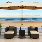 How to have the right patio umbrellas
