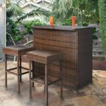 What are the advantages of getting an outdoor bar furniture?