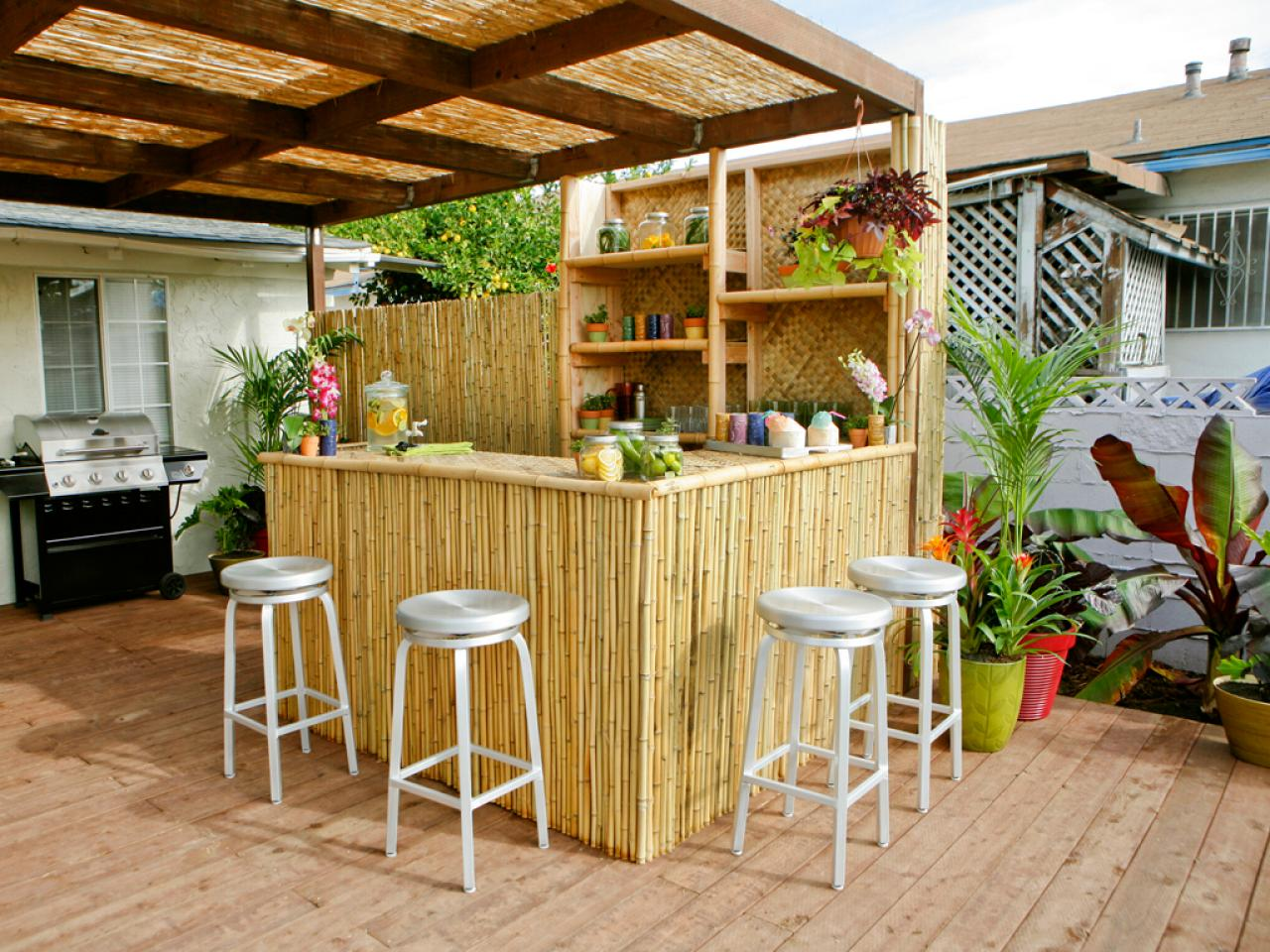 outdoor bar ideas outdoor kitchen bar ideas QLUWIRN