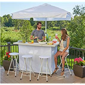 outdoor bar, patio bar, custom bar, portable bar, patio furniture, temporary FIWYXWK