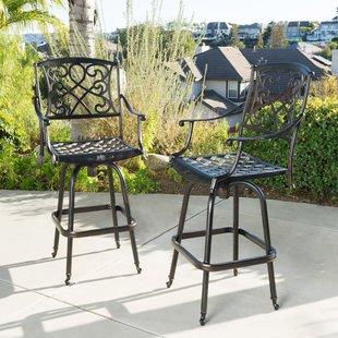 outdoor bar stools molino 48.2 NJSTNZX