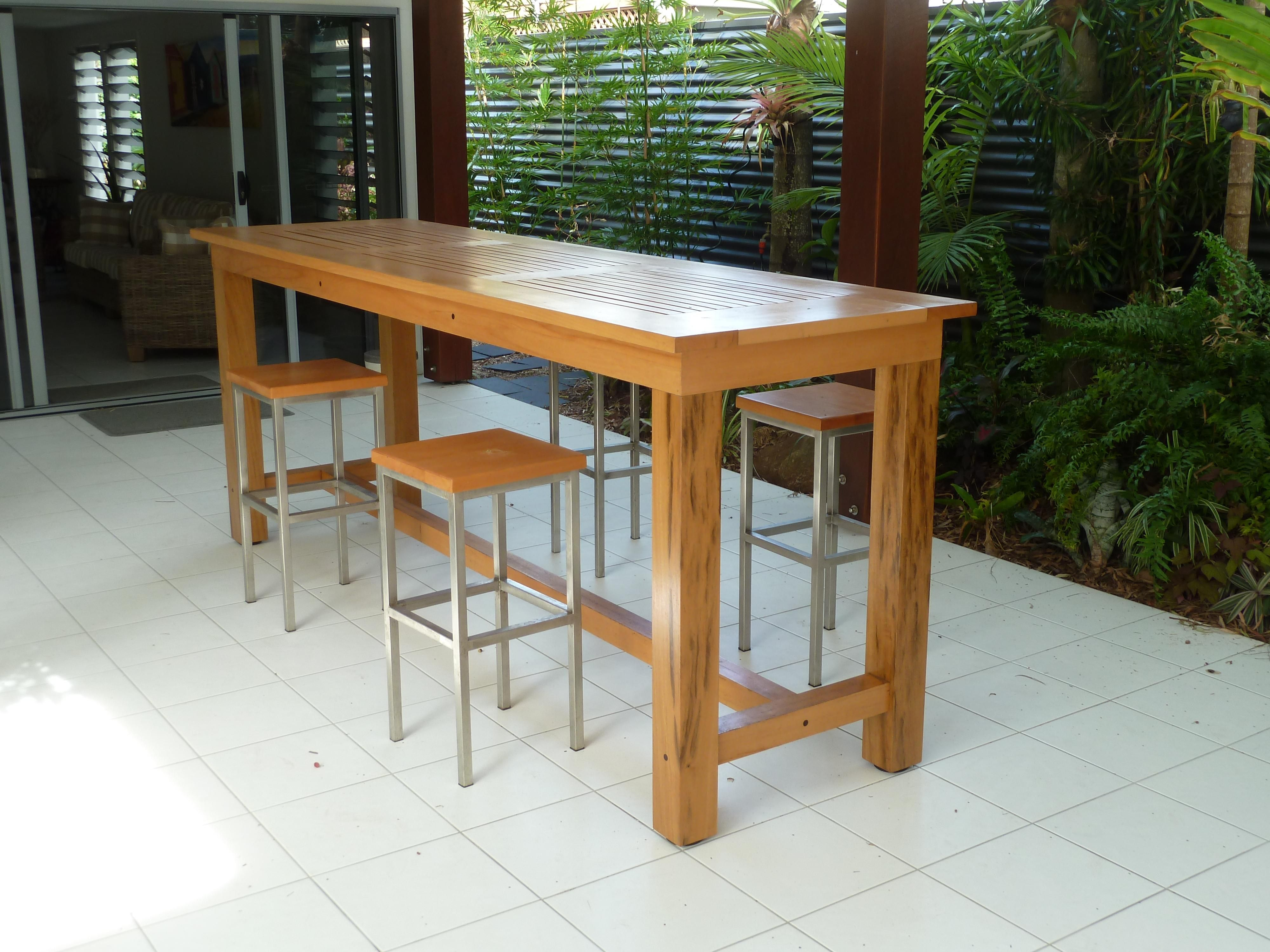 outdoor bar table outdoor bar designs | outdoor: bar table and stools, outdoor table and WYQCLLM