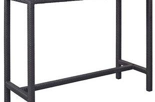 outdoor bar table ryele rectangle bar table DXFSBIN