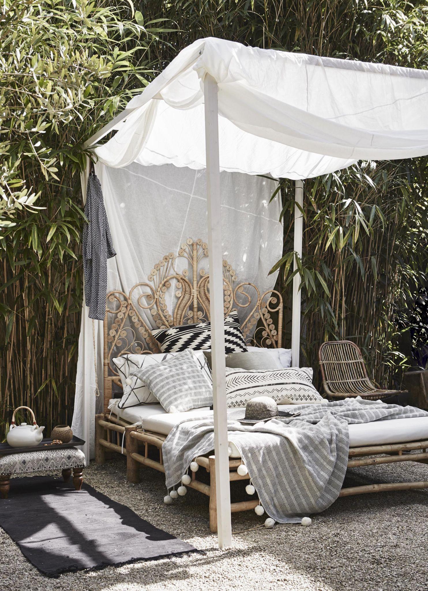 outdoor beds diy outdoor bed JUWPFCM