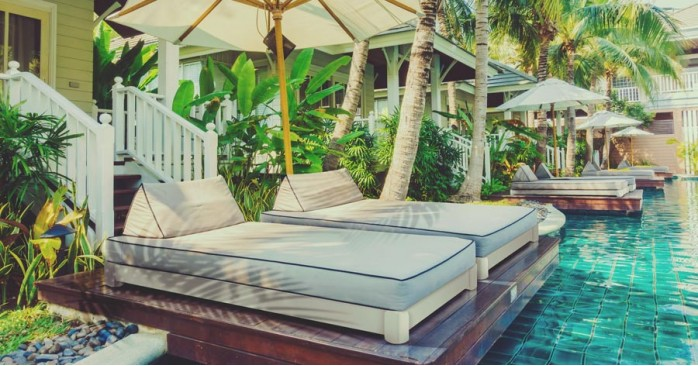outdoor beds outdoor-low-loft-bed-frame-by-get-laid- EVMVGSJ