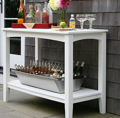 outdoor buffet table seaside casual windsor buffet table NGMKHIT