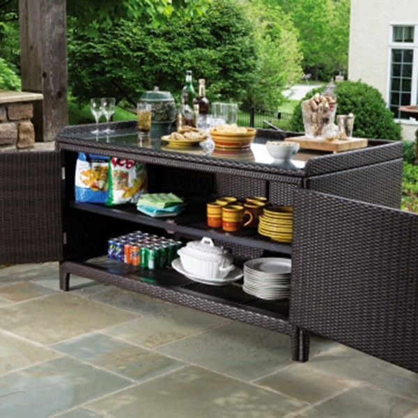 How a good outdoor buffet table can be helpful for you?