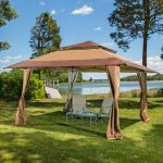 outdoor canopy tent amazon.com : 13 x 13
