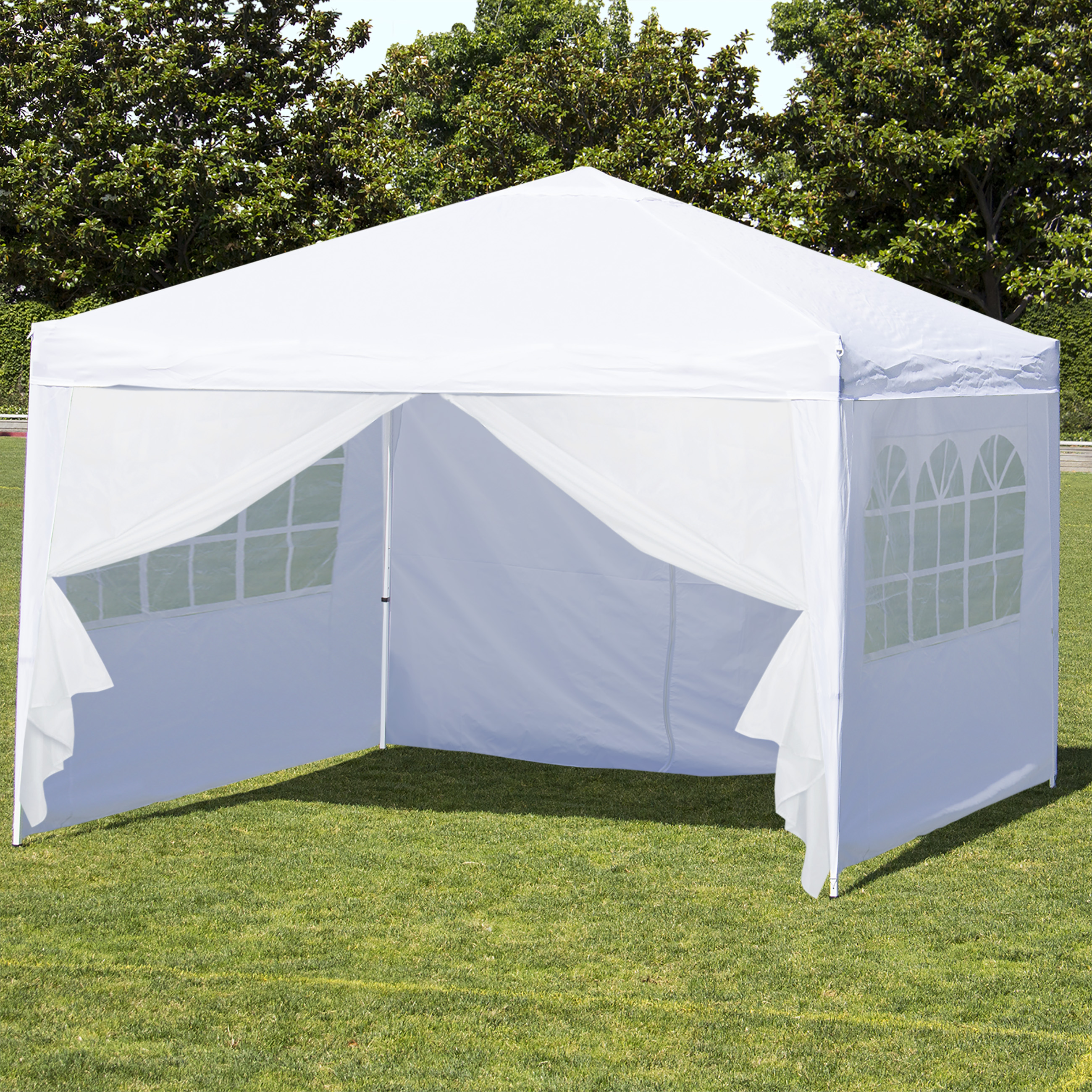 outdoor canopy tent best choice products 10x10ft portable lightweight pop up canopy tent w/ TXJKOZJ