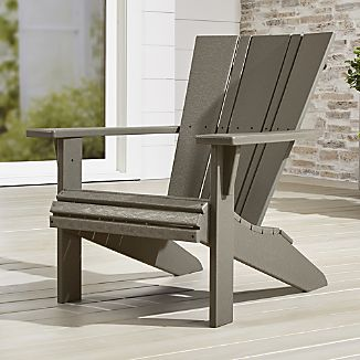 outdoor chair vista ii adirondack chair DSHHAFW