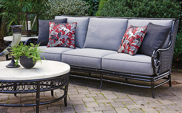 outdoor couches custom outdoor sofa OAXCTYF