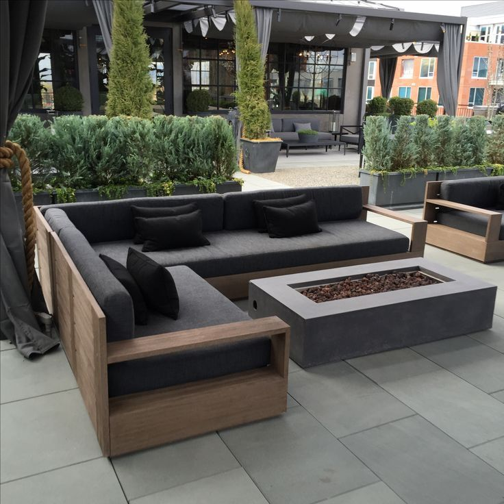 outdoor couches outdoor couch on pinterest | diy garden furniture, pallet GQTFQBT