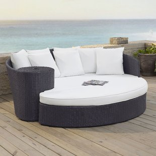 outdoor daybeds dinah daybed with cushions MRHVZIK