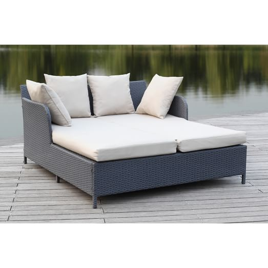 outdoor daybeds rattan outdoor daybed YJOXDXN