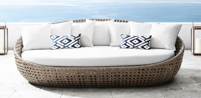 outdoor daybeds st. martins daybed RTHUOJB