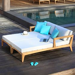 outdoor daybeds zenhit double daybed KFYMVQH
