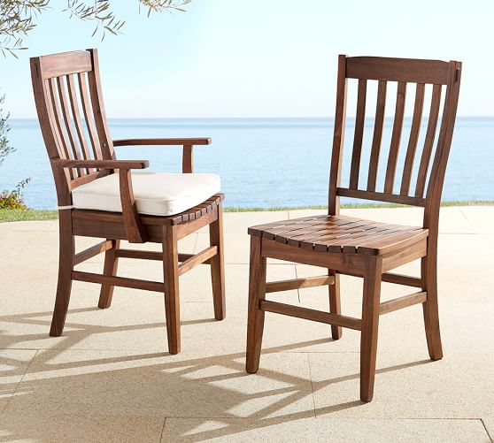outdoor dining chairs benchwright outdoor dining chair YCPBHIG