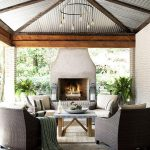 AMAZING OUTDOOR FIREPLACE IDEAS FOR THE PATIO