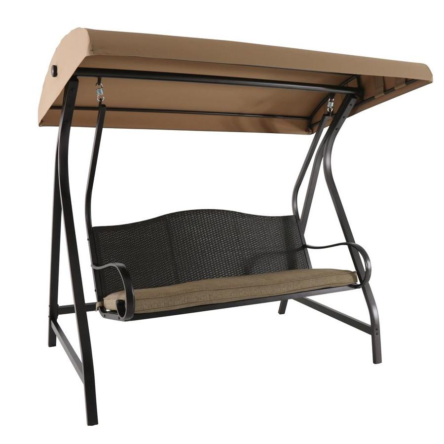 outdoor gliders display product reviews for black porch swing SHKAKIF