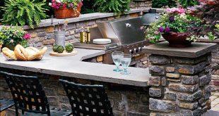 outdoor kitchen ideas outdoor kitchen SQAOPKN