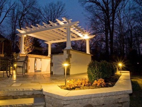 outdoor landscape lighting ADFISMC