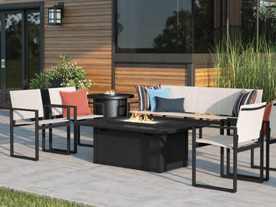 outdoor living furniture all seating collections. homecrest outdoor living allure collection EMSTALT