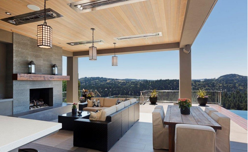 outdoor room expand your living space with an outdoor living room RYADDMQ