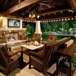 Tips on how to take care of outdoor rooms