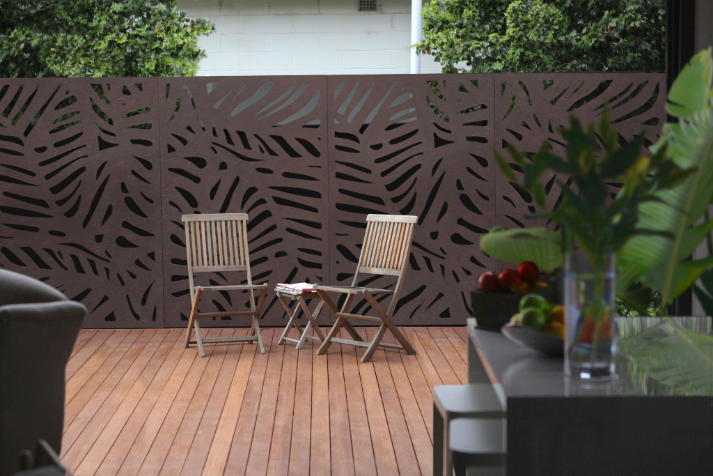 outdoor screens daintree 80% - outdeco outdoor decorative screen panels HQKDJAK