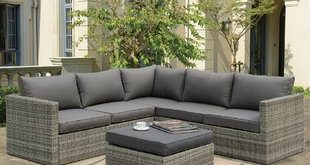 outdoor sectionals utopia sectional with cushions JLVZFDK