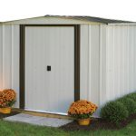 outdoor shed metal sheds DGSNLJM