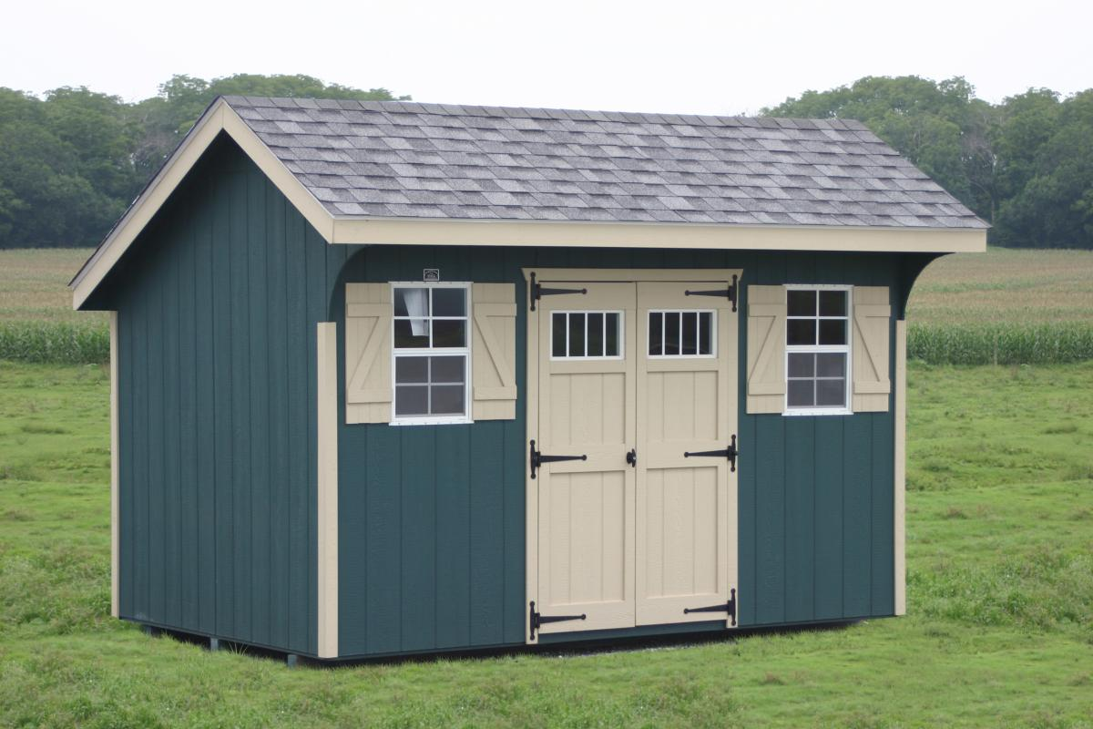 outdoor shed storage sheds from pa ZFRDVON