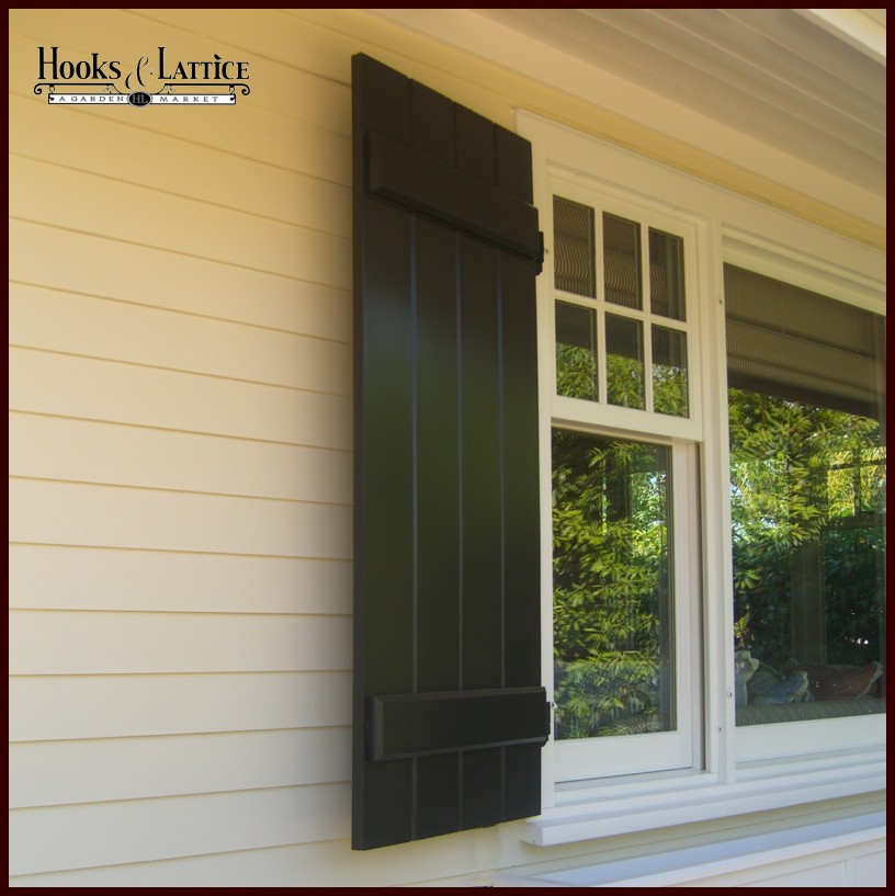 outdoor shutters board and batten exterior shutters click to enlarge HNVCDCD