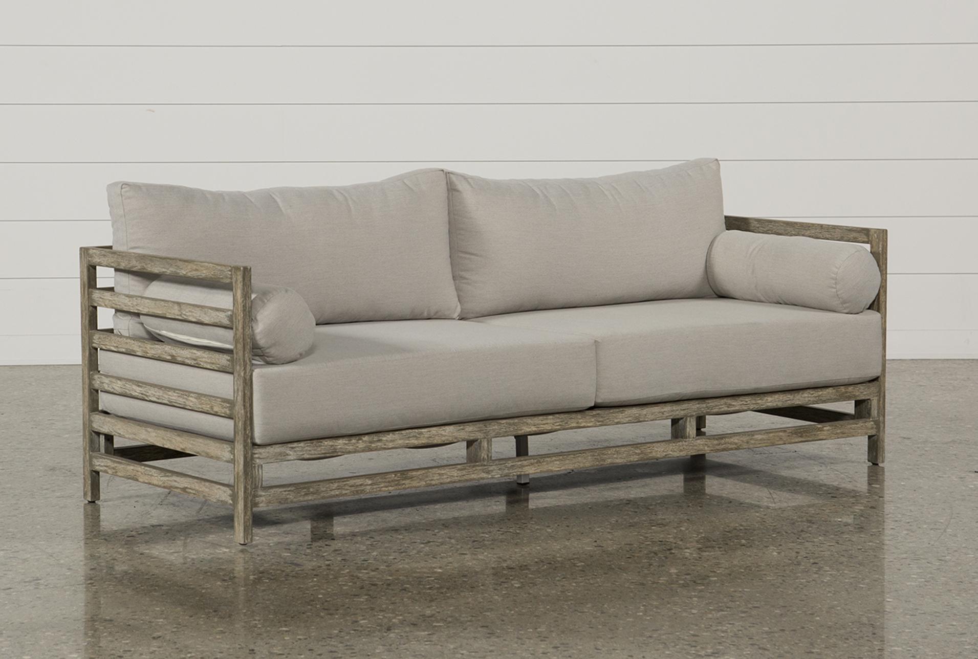 outdoor sofa outdoor pompeii sofa - 360 SOBOTZP