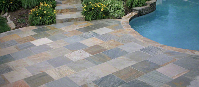 Make your Compound Beautiful with Outdoor Tiles decoration