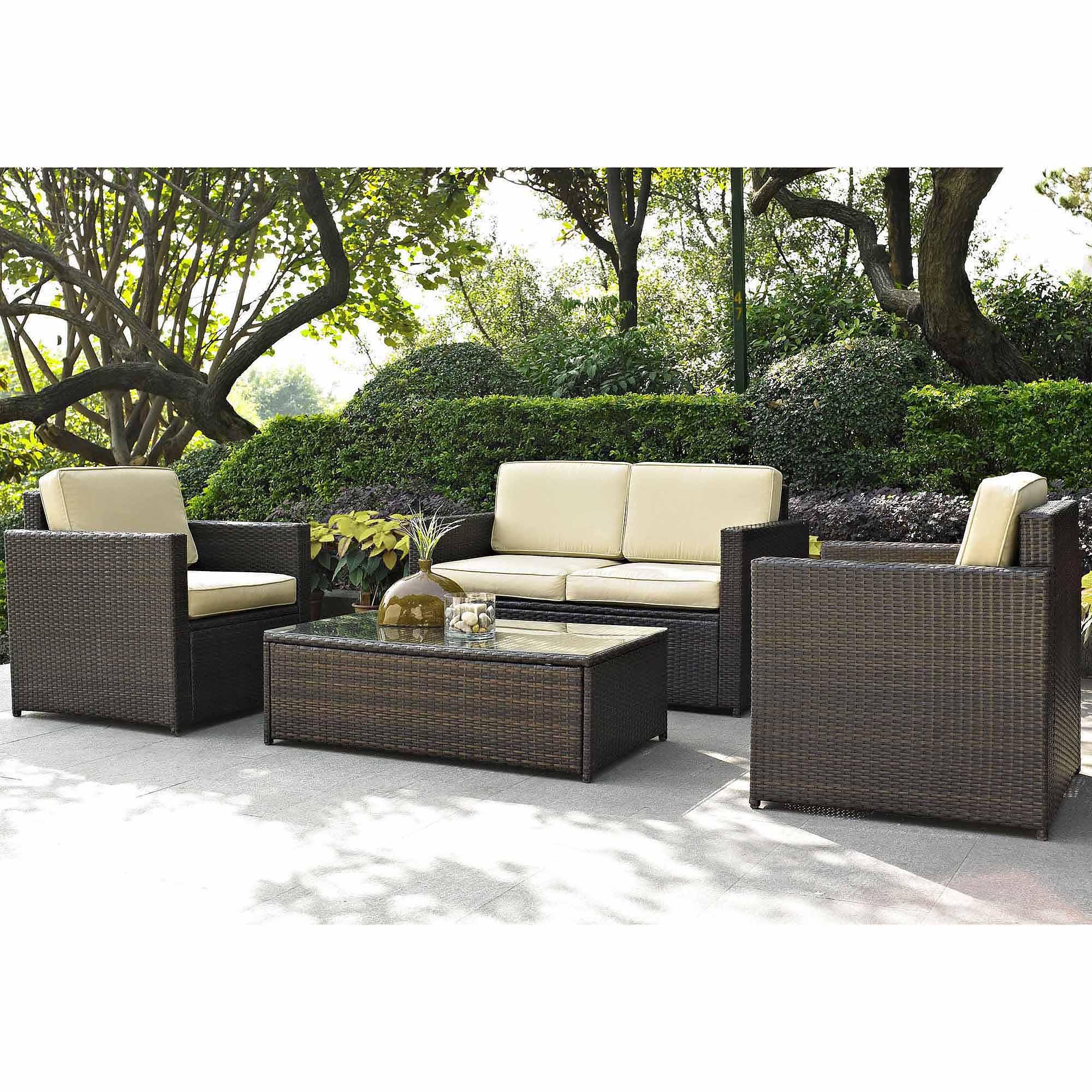 outdoor wicker furniture photo - 1 QXFGKRT