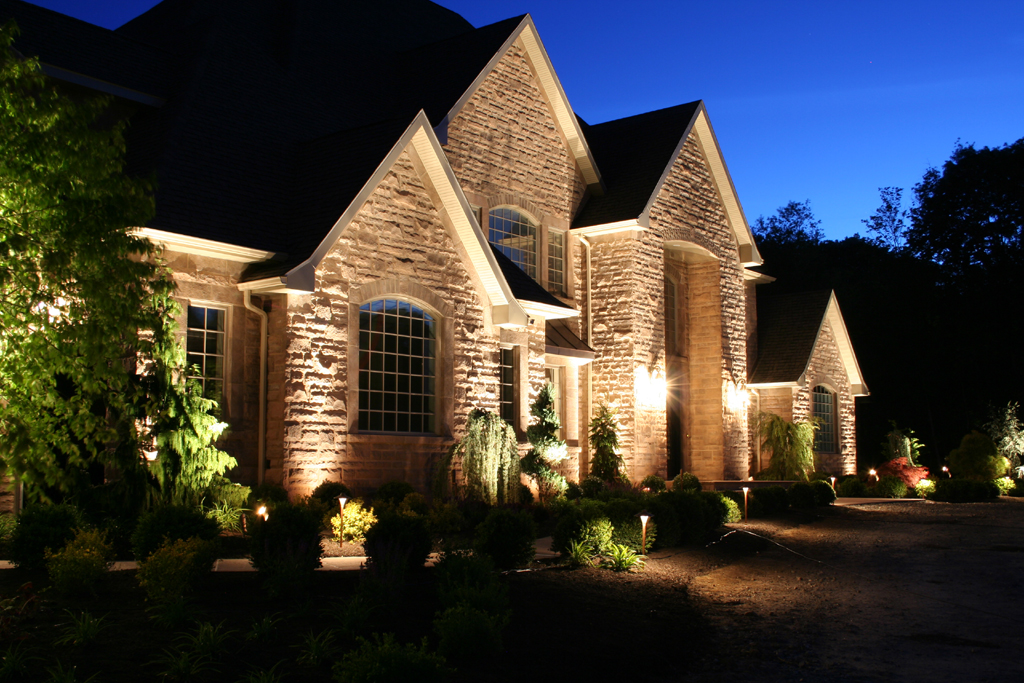 outside lighting dallas led outdoor lighting for landscaping MMIYFBL