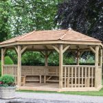 Advantages of Having a Garden Gazebo