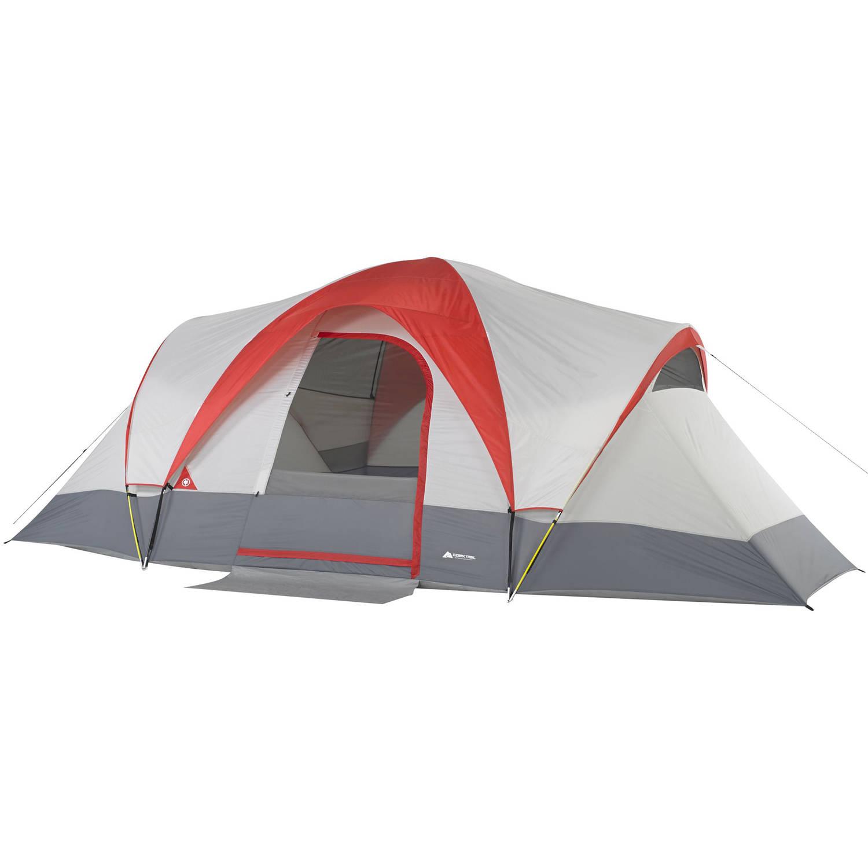 ozark trail weatherbuster 9-person dome tent - walmart.com NVYXBDZ
