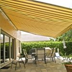 Making choice of the best patio awning