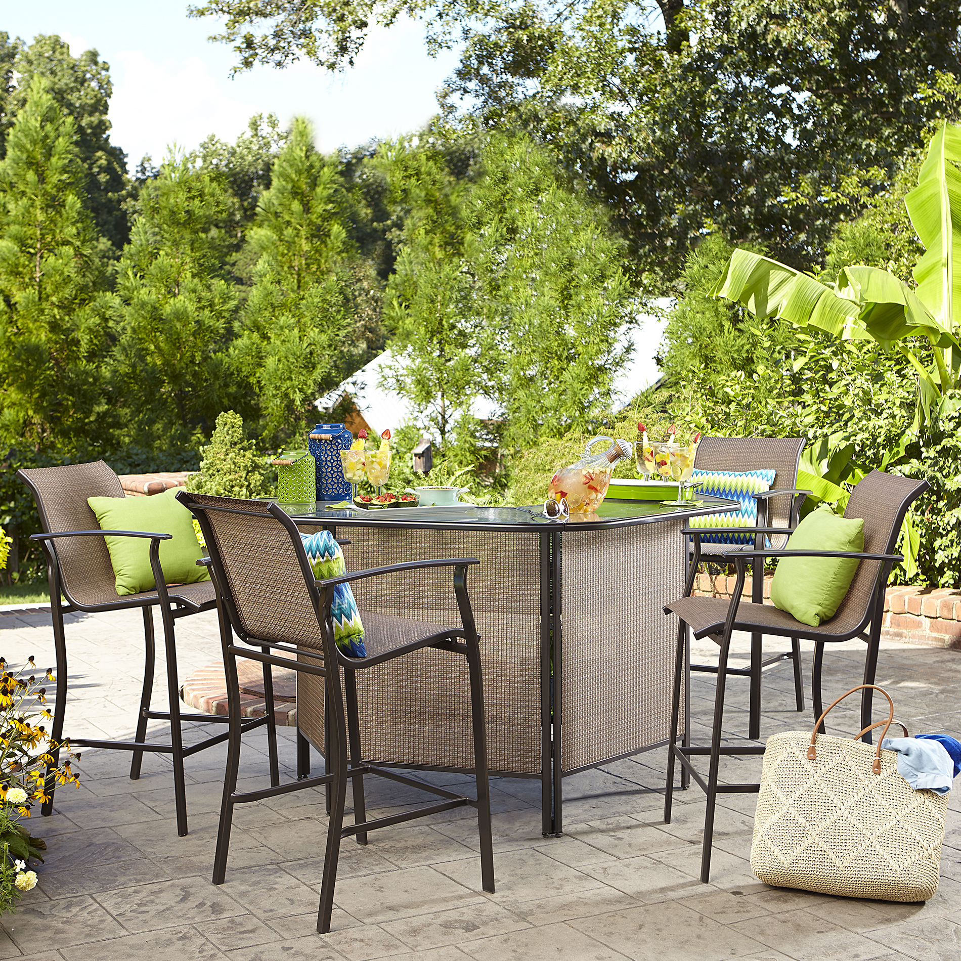 patio bars outdoor bar set *limited availability SICNZZG