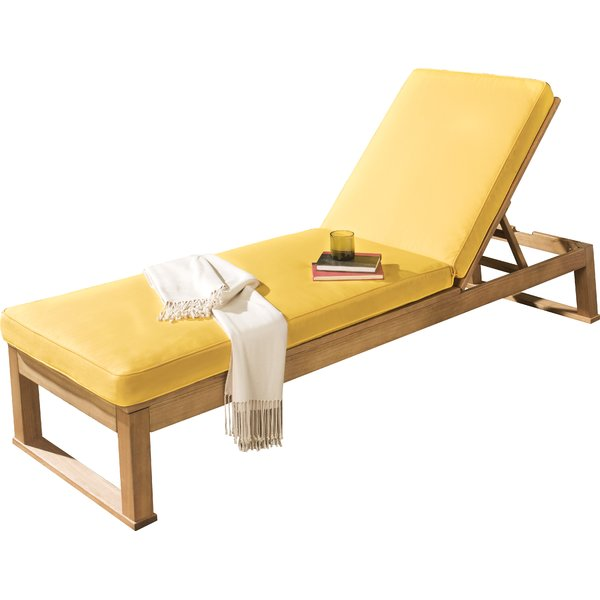 patio chaise lounge patio chaise lounges | joss u0026 main CHYENLZ