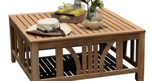 patio coffee table outdoor coffee tables youu0027ll love   wayfair LYYEVVQ