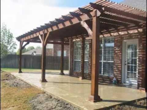 patio cover designs ideas UPZYWMS