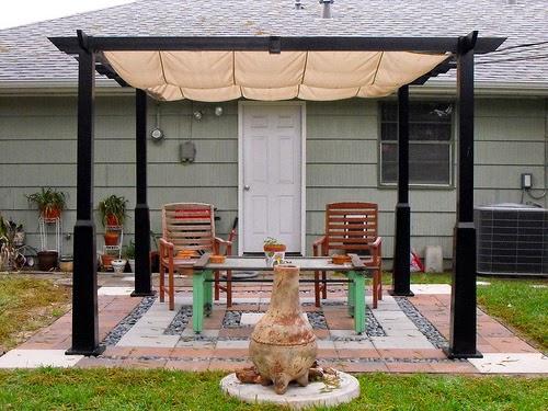 patio cover ideas PYLKDQZ