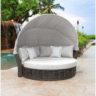 patio daybed with cushions ZKVPEBD
