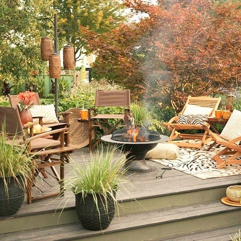 patio decor during fall your patio would look cozy no matter what especially if JWODCDT
