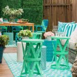 Simplicity In Patio Decorating Ideas